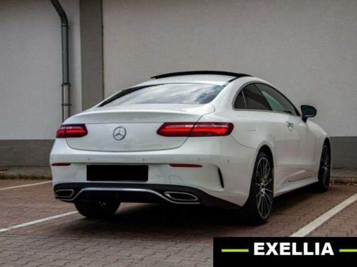 Mercedes Classe E 300 d 4M Coupé AMG BLANC PEINTURE METALISE  Occasion - 4