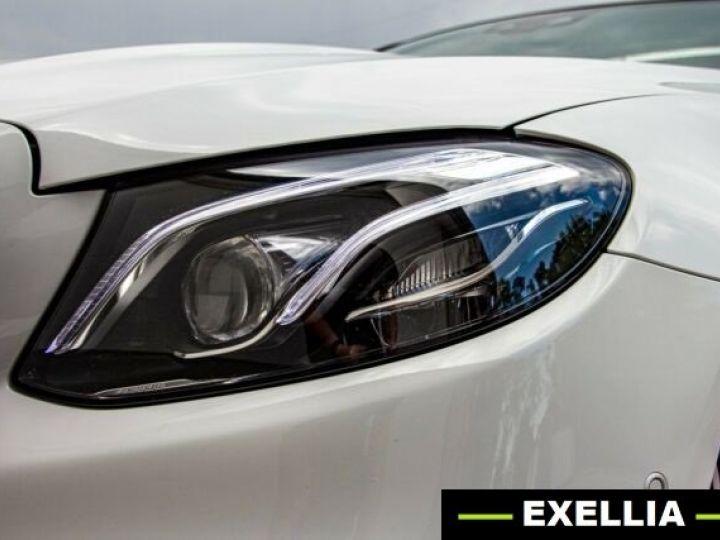 Mercedes Classe E 300 d 4M Coupé AMG BLANC PEINTURE METALISE  Occasion - 6