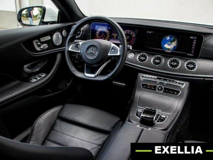 Mercedes Classe E 300 d 4M Coupé AMG BLANC PEINTURE METALISE  Occasion - 10