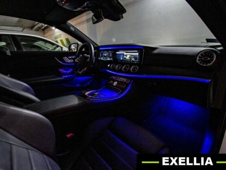 Mercedes Classe E 300 d 4M Coupé AMG BLANC PEINTURE METALISE  Occasion - 13