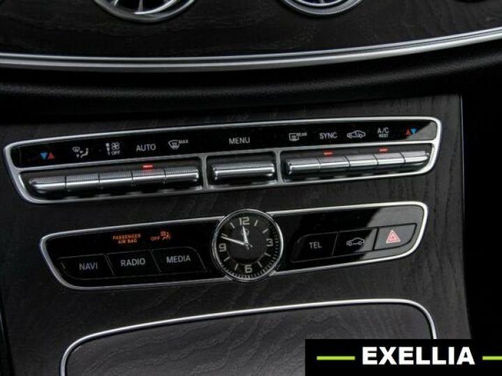 Mercedes Classe E 300 d 4M Coupé AMG BLANC PEINTURE METALISE  Occasion - 14