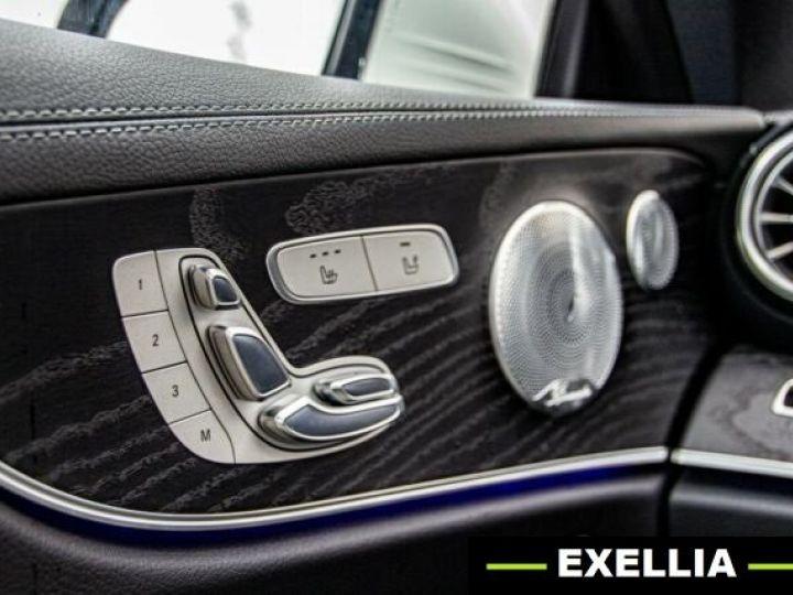 Mercedes Classe E 300 d 4M Coupé AMG BLANC PEINTURE METALISE  Occasion - 16