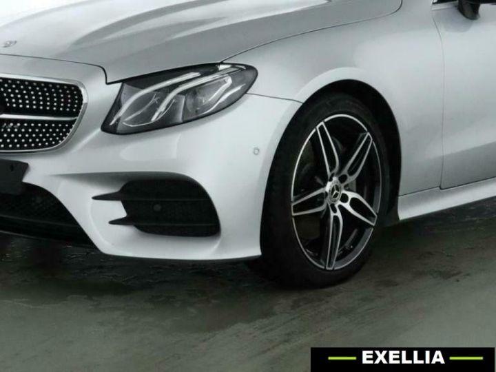 Mercedes Classe E 300 d Cabrio AMG  ARGENTE PEINTURE METALISE  Occasion - 1