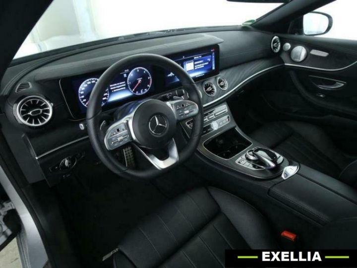 Mercedes Classe E 300 d Cabrio AMG  ARGENTE PEINTURE METALISE  Occasion - 2