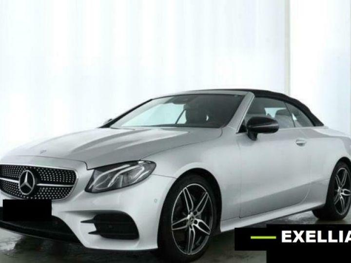 Mercedes Classe E 300 d Cabrio AMG  ARGENTE PEINTURE METALISE  Occasion - 6