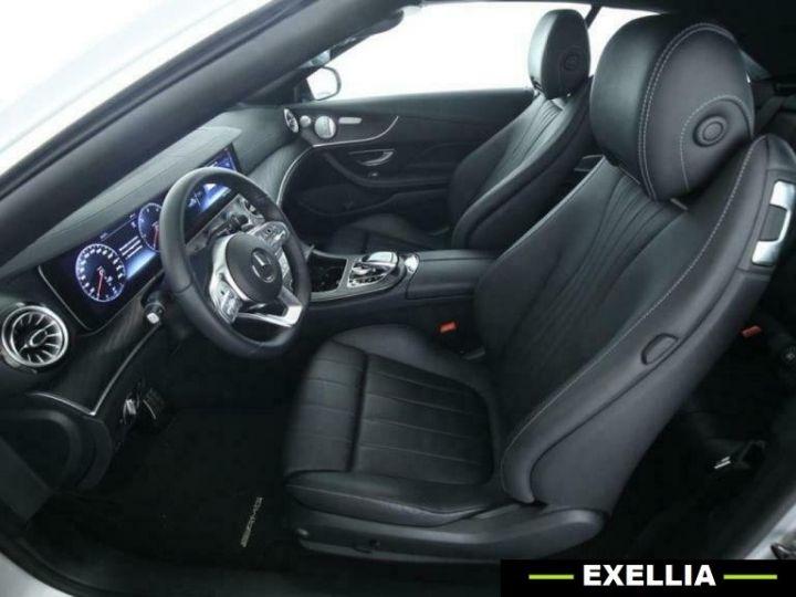 Mercedes Classe E 300 d Cabrio AMG  ARGENTE PEINTURE METALISE  Occasion - 7