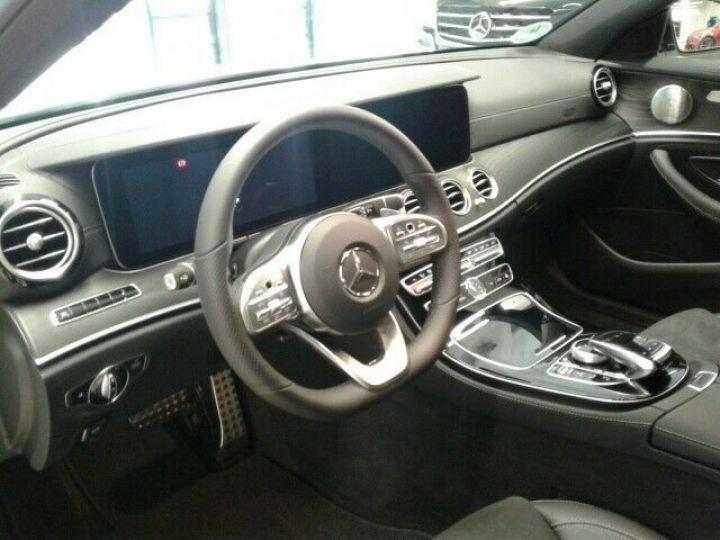 Mercedes Classe E 300 DE AMG 9G TRONIC  BLANC Occasion - 4
