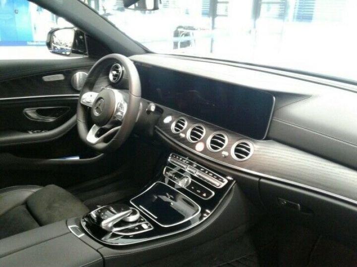 Mercedes Classe E 300 DE AMG 9G TRONIC  BLANC Occasion - 5