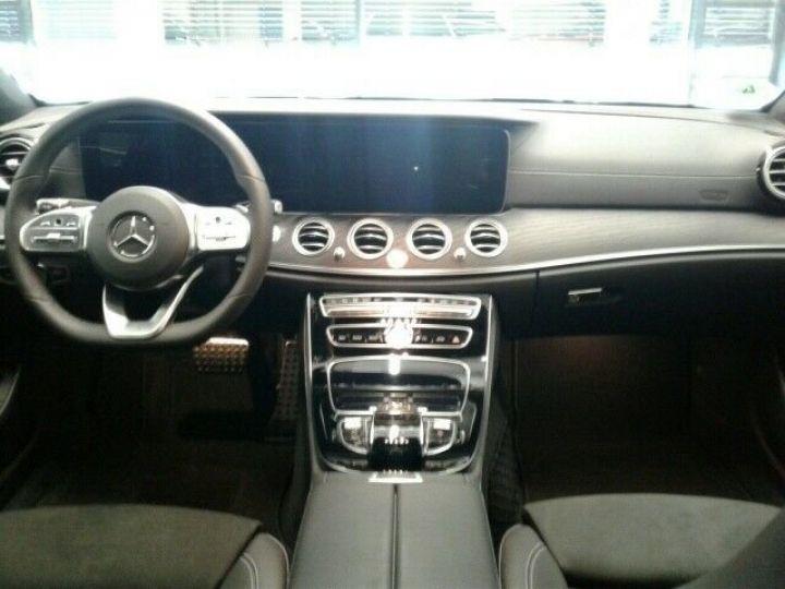 Mercedes Classe E 300 DE AMG 9G TRONIC  BLANC Occasion - 6