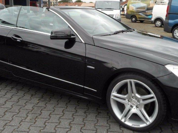 Mercedes Classe E 350 CDI BLUEEFFICIENCY, BA7 7G-TRONIC noir métal - 1