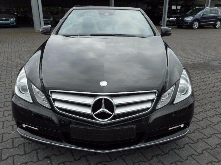 Mercedes Classe E 350 CDI BLUEEFFICIENCY, BA7 7G-TRONIC noir métal - 2