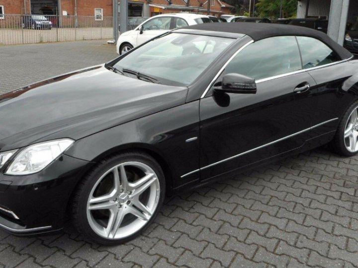 Mercedes Classe E 350 CDI BLUEEFFICIENCY, BA7 7G-TRONIC noir métal - 5
