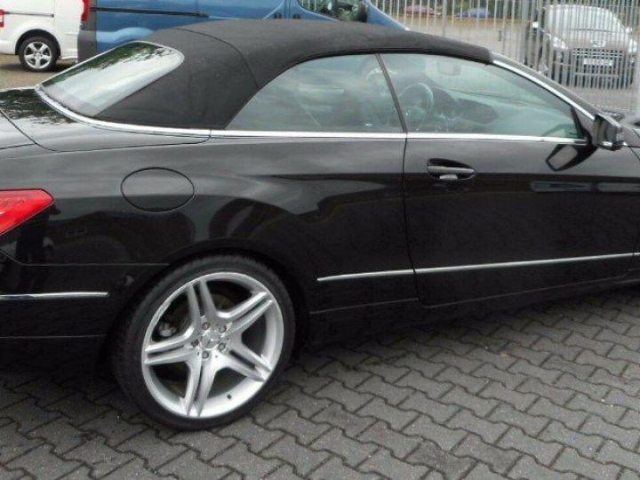 Mercedes Classe E 350 CDI BLUEEFFICIENCY, BA7 7G-TRONIC noir métal - 8