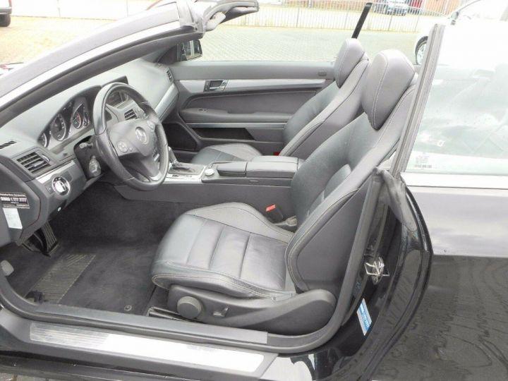 Mercedes Classe E 350 CDI BLUEEFFICIENCY, BA7 7G-TRONIC noir métal - 10
