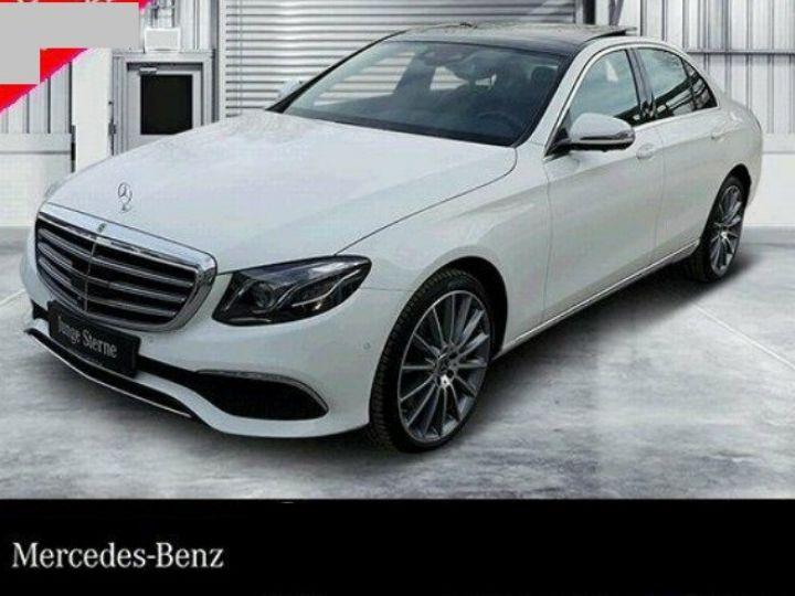Mercedes Classe E 350 D 4-Matic 258 9G-TRONIC  (06/2018) blanc - 1