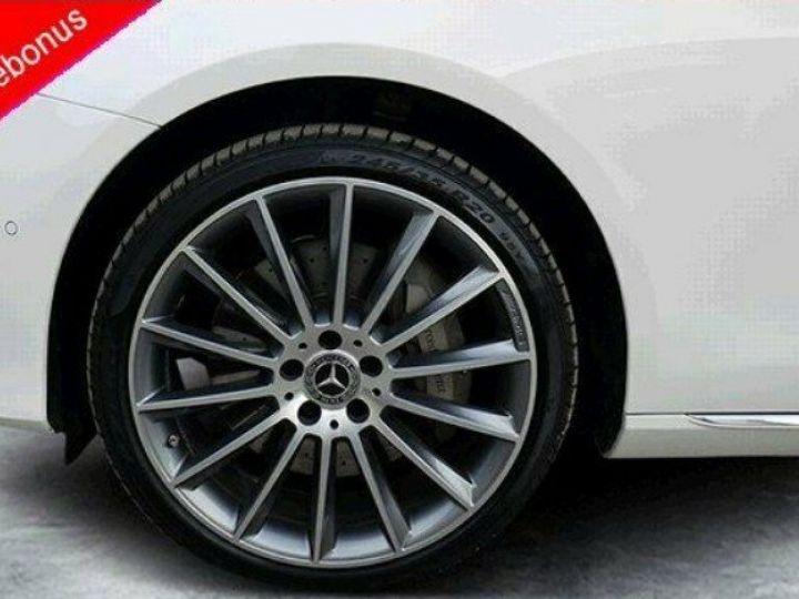 Mercedes Classe E 350 D 4-Matic 258 9G-TRONIC  (06/2018) blanc - 4