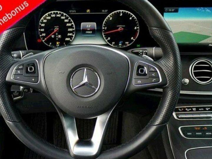Mercedes Classe E 350 D 4-Matic 258 9G-TRONIC  (06/2018) blanc - 8