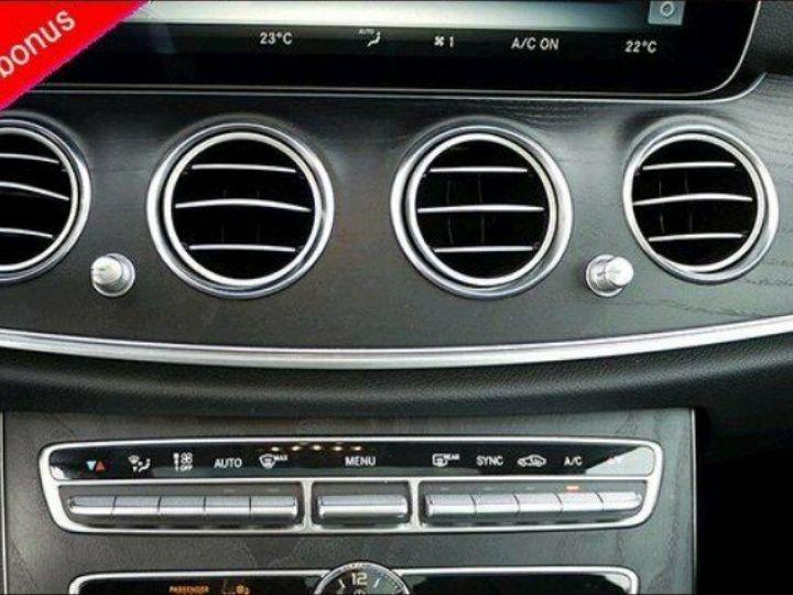 Mercedes Classe E 350 D 4-Matic 258 9G-TRONIC  (06/2018) blanc - 11