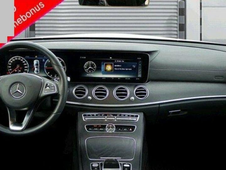Mercedes Classe E 350 D 4-Matic 258 9G-TRONIC  (06/2018) blanc - 12