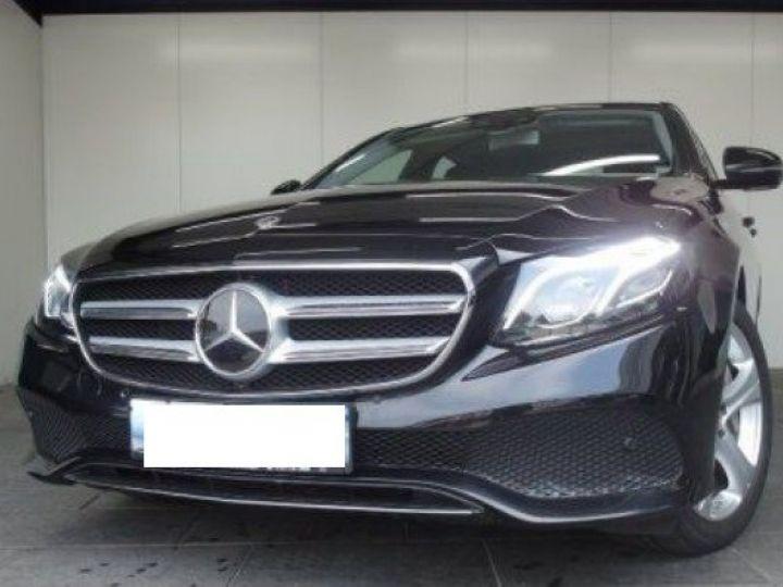 Mercedes Classe E 350CDI BA 4MATIC BlueTEC 258ch, 9G-TRONIC (01/2018) noir métal - 1
