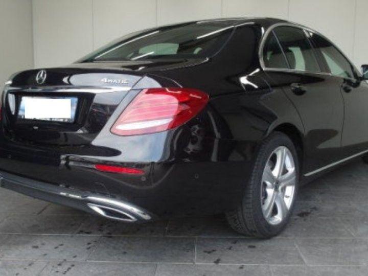 Mercedes Classe E 350CDI BA 4MATIC BlueTEC 258ch, 9G-TRONIC (01/2018) noir métal - 4