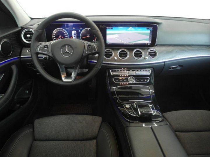Mercedes Classe E 350CDI BA 4MATIC BlueTEC 258ch, 9G-TRONIC (01/2018) noir métal - 7