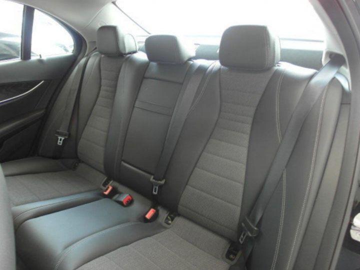 Mercedes Classe E 350CDI BA 4MATIC BlueTEC 258ch, 9G-TRONIC (01/2018) noir métal - 11