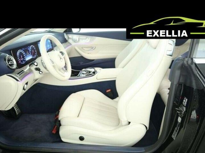 Mercedes Classe E 400 CABRIOLET 4 MATIC FASCINATION  NOIR Occasion - 2
