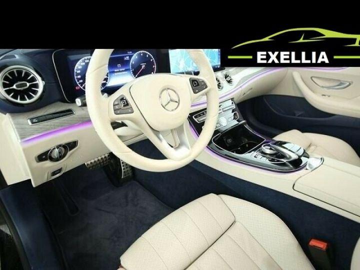 Mercedes Classe E 400 CABRIOLET 4 MATIC FASCINATION  NOIR Occasion - 5