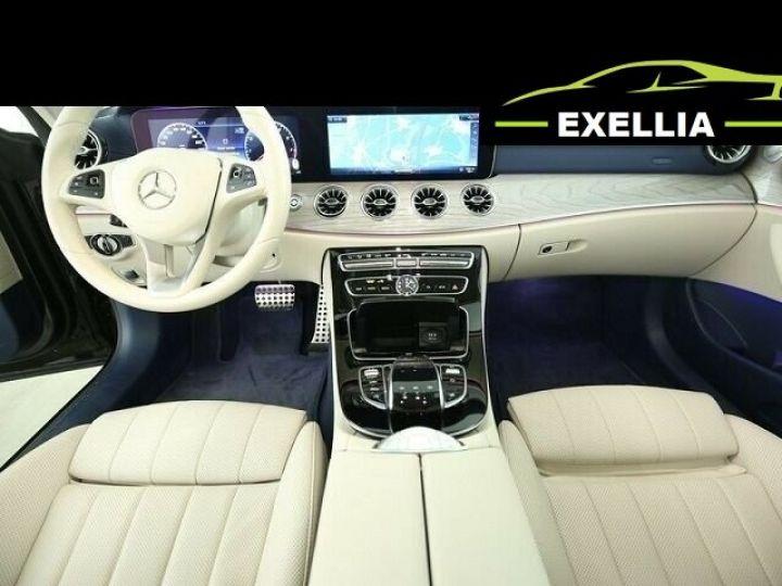 Mercedes Classe E 400 CABRIOLET 4 MATIC FASCINATION  NOIR Occasion - 7