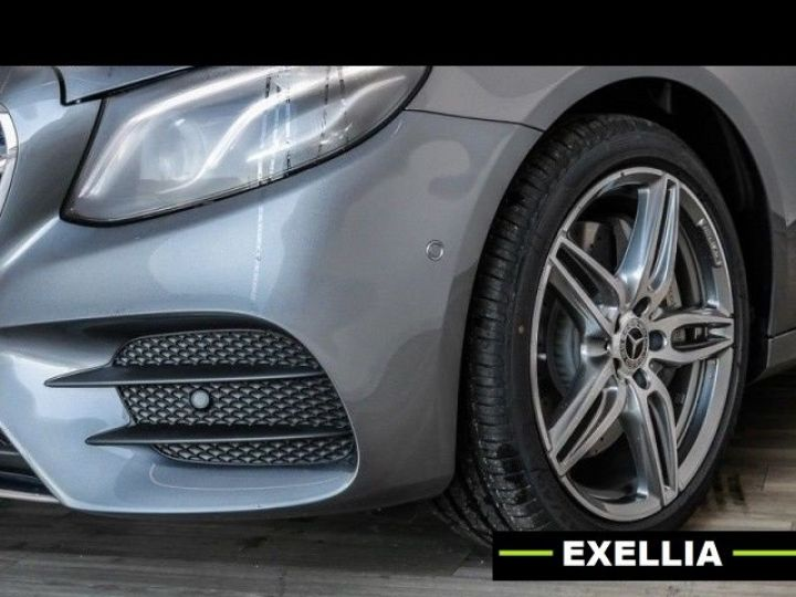 Mercedes Classe E 400 D 4 MATIC FASCINATION GRIS Occasion - 4