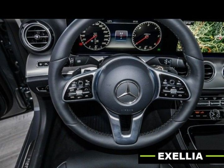 Mercedes Classe E 400 D 4 MATIC FASCINATION GRIS Occasion - 7