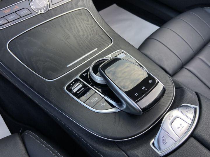 Mercedes Classe E 400 D CABRIOLET 340ch AMG-LINE 4MATIC 9G-TRONIC Gris Clair - 20