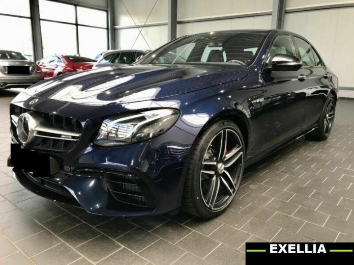 Mercedes Classe E 63 S 4MATIC + BLEU PEINTURE METALISE Occasion - 1