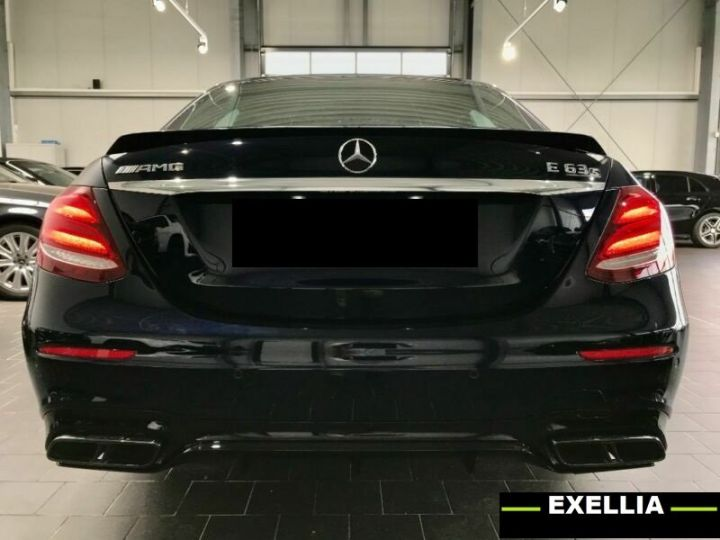 Mercedes Classe E 63 S 4MATIC + BLEU PEINTURE METALISE Occasion - 2