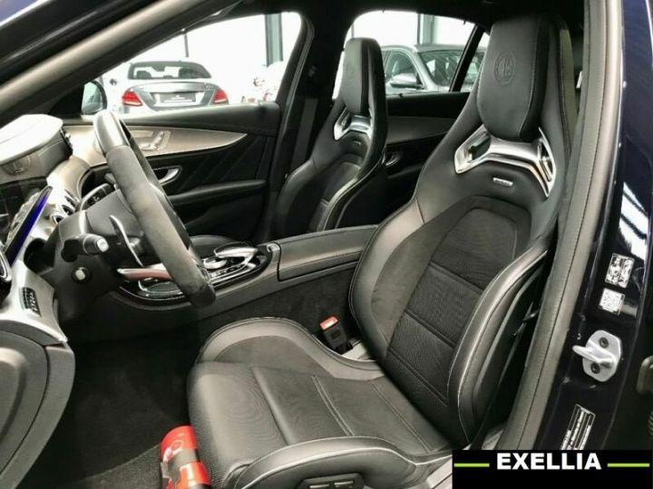 Mercedes Classe E 63 S 4MATIC + BLEU PEINTURE METALISE Occasion - 5