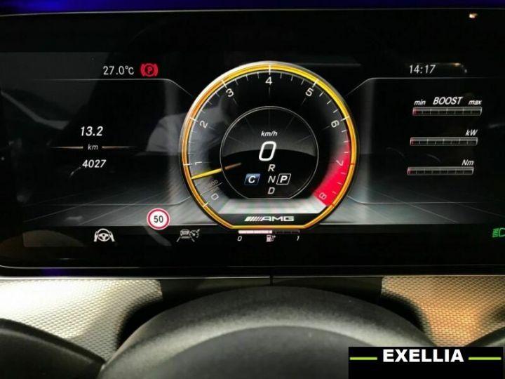 Mercedes Classe E 63 S 4MATIC + BLEU PEINTURE METALISE Occasion - 7