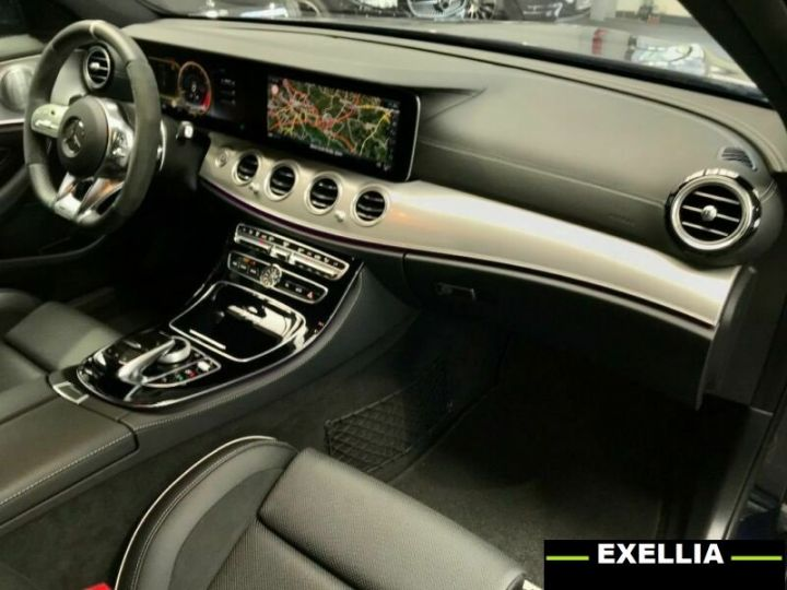 Mercedes Classe E 63 S 4MATIC + BLEU PEINTURE METALISE Occasion - 13