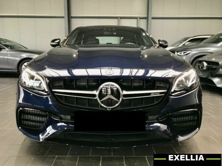 Mercedes Classe E 63 S 4MATIC + BLEU PEINTURE METALISE Occasion - 18