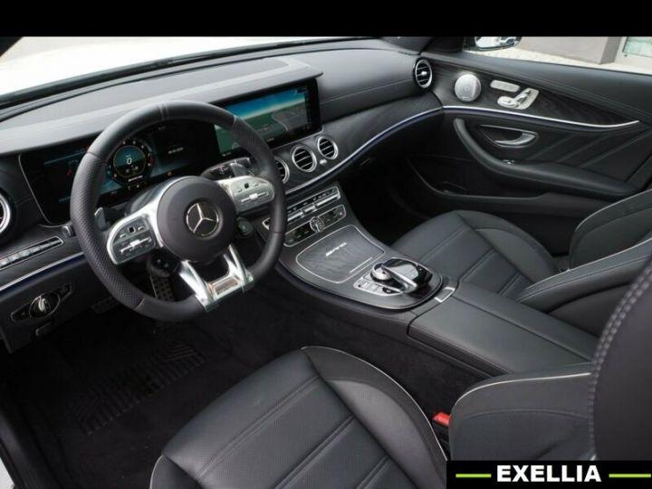 Mercedes Classe E 63 S AMG 4MATIC +  BLANC PEINTURE METALISE  Occasion - 3