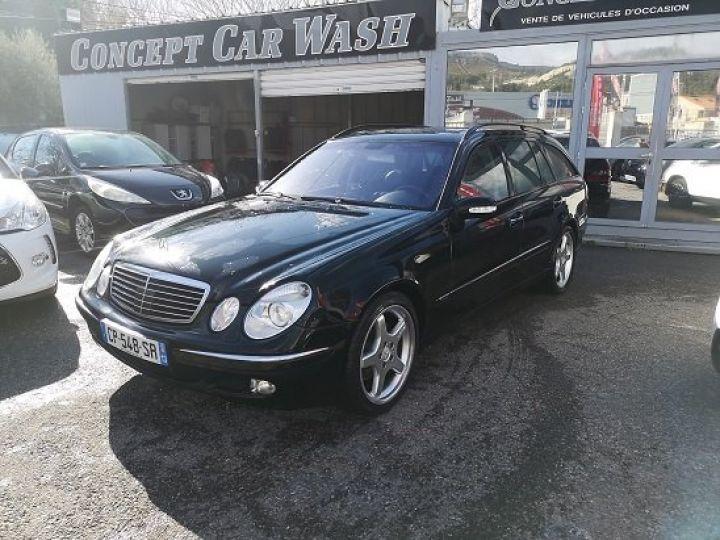 Mercedes Classe E AVANTGARDE DESIGNO NOIR METAL designo Occasion - 2