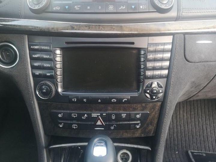 Mercedes Classe E AVANTGARDE DESIGNO NOIR METAL designo Occasion - 8