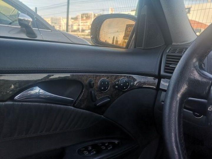 Mercedes Classe E AVANTGARDE DESIGNO NOIR METAL designo Occasion - 14