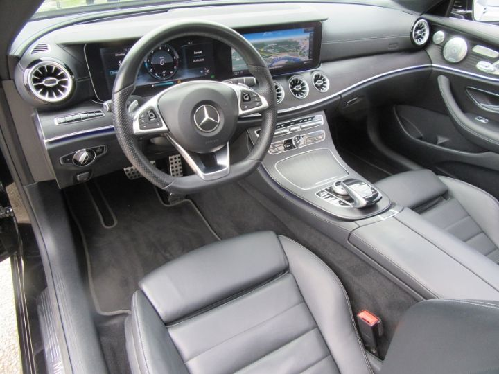 Mercedes Classe E (C238) 220 D 194CH FASCINATION 9G-TRONIC Noir Occasion - 2