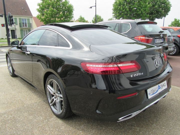 Mercedes Classe E (C238) 220 D 194CH FASCINATION 9G-TRONIC Noir Occasion - 3