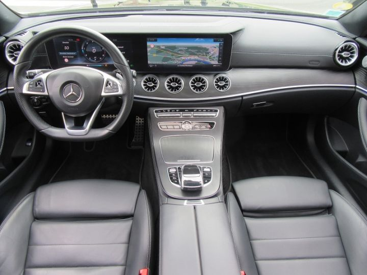 Mercedes Classe E (C238) 220 D 194CH FASCINATION 9G-TRONIC Noir Occasion - 9