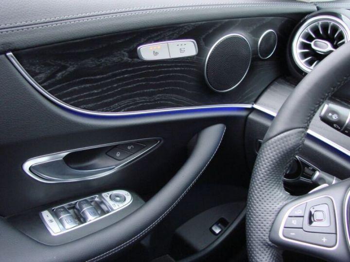 Mercedes Classe E CABRIOLET 200 SPORTLINE 9G TRONIC  BLANC Occasion - 15