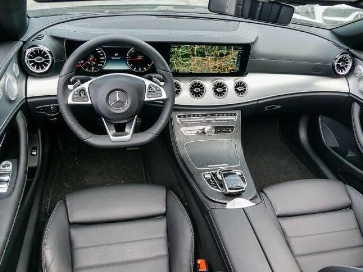Mercedes Classe E CABRIOLET 220 D  NOIR  Occasion - 5