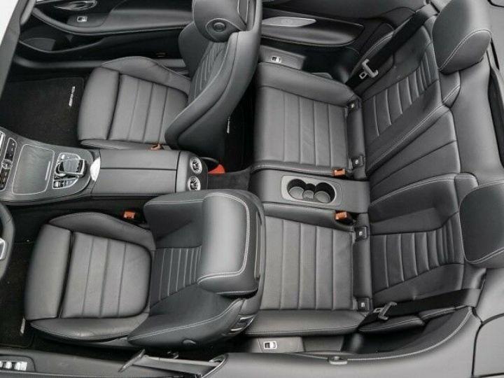Mercedes Classe E CABRIOLET 220 D  NOIR  Occasion - 6