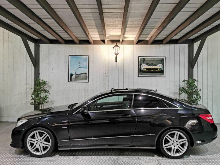 Mercedes Classe E COUPE 220 CDI 170 CV EXECUTIVE BVA Noir - 1